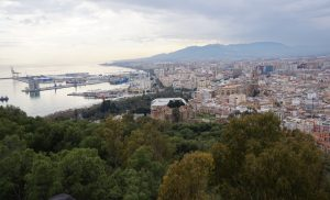 City break in Malaga cu copiii