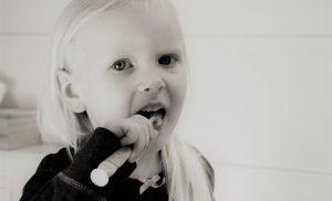 Exista febra de la dinti? Dar diaree?