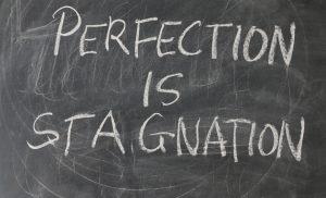 Nu sunt perfecta si nici nu(mai) vreau